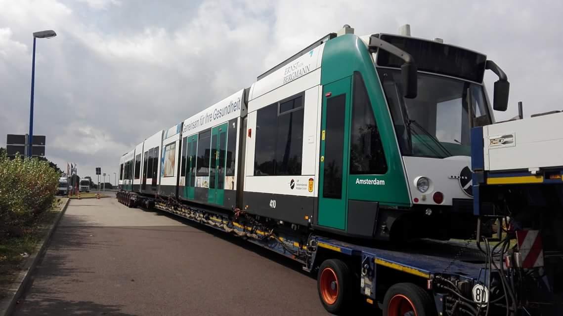 COMBINO Straßenbahn 1:87 H0 / 1:160 N