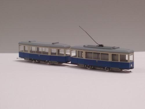 KSW - KriegsStraßenbahnWagen 1:87 H0 / 1:160 N / 1:220 Z